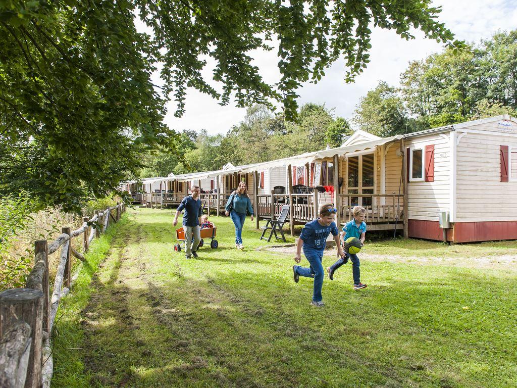 Mobilheim Mit Festem Stellplatz : Aufenthalt im mobilheim bei landal camping